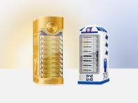 Star Wars Server Racks