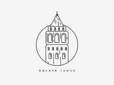 Galata Tower turkey icon galata beyoglu galata tower istanbul