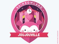 Rainbow Badges 15 - Joujouville