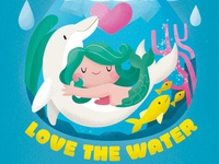 Calendar 2017 - Love the Water