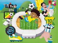 Il Grande libro dello Sport - Soccer