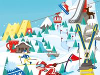 Il Grande libro dello Sport - Ski
