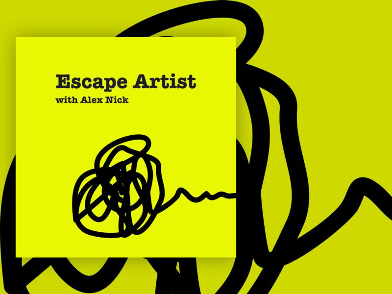 Escape Artist Podcast Cover Concept 2