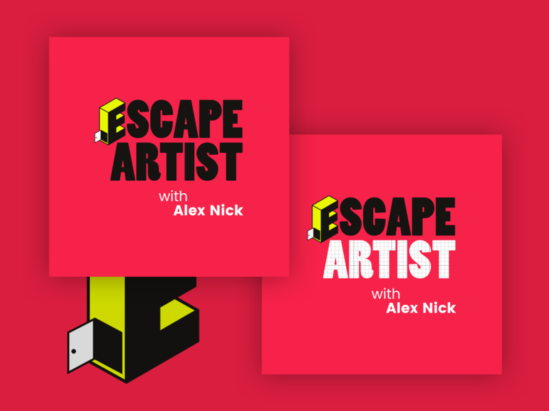 Escape Artist Podcast Cover Concept 4
