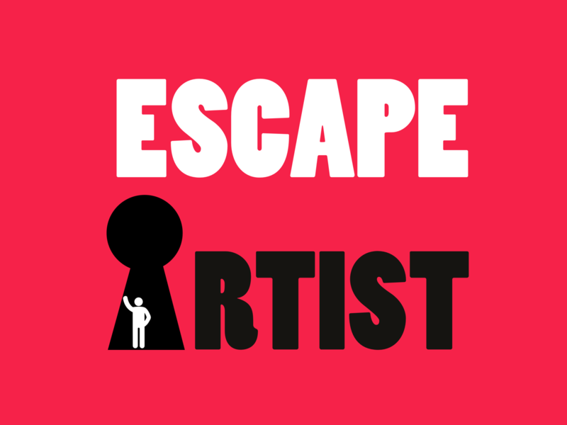 Escape Artist Podcast Cover Concept 7
