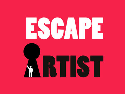Escape Artist Podcast Cover Concept 7 album cover design album artwork album cover album art album alex nick escape artist podcast logo podcast art podcasts podcasting podcast