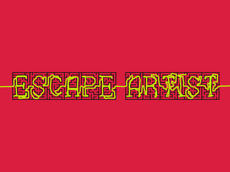 Escape Artist Podcast Cover Concept 10