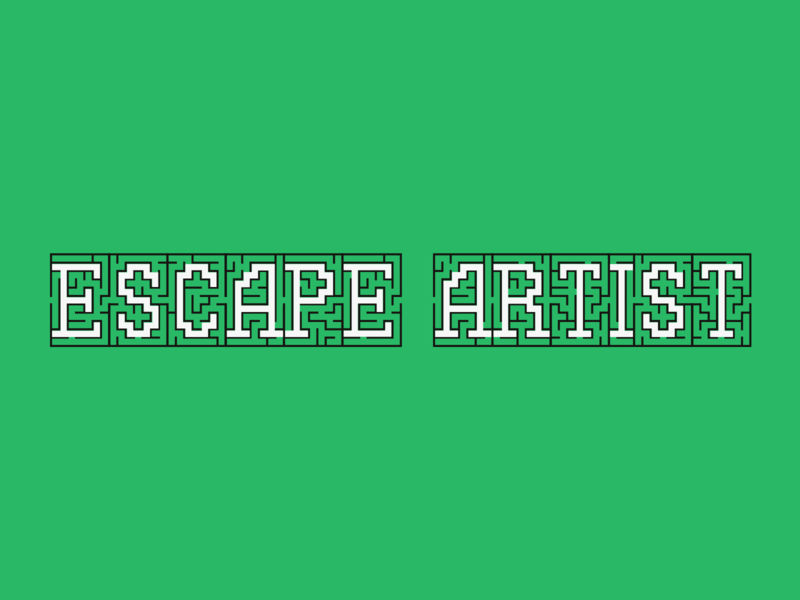 Escape Artist Podcast Cover Concept 11