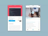 Video Education App 3