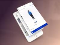 M-Commerce App Design (device)