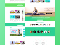 DoYouYoga Landing Page Redesign