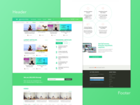 YouDoYoga Landing Page Redesign 2