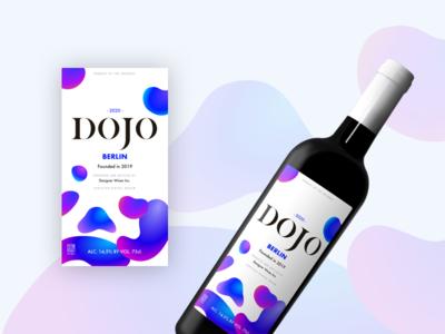 Dojo Wine Label 1