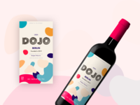 Dojo Wine Label 2