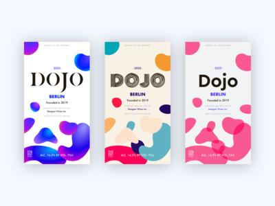 Dojo Wine Label Series