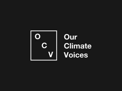 Our Climate Voices Logo