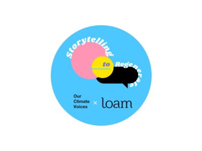 OCV x Loam Storytelling to Regenerate Alt Concept Blue