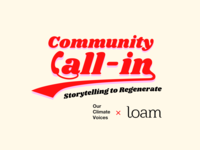 OCV x Loam Community Call in update