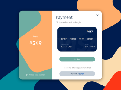 Payment Popup