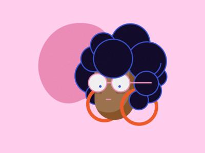 Big Hair Girl 2