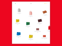 RSVP Product Browse Concept