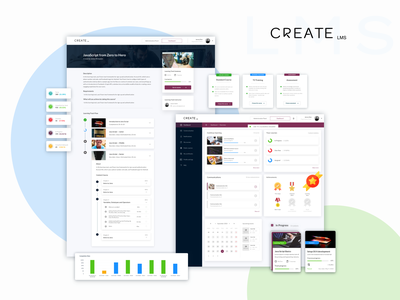 Create LMS Dashboard and Reports web application web ux onboarding reports reports and data employee management employee e-learning design data visualization dashboard ui dashboard app dashboad application app design app