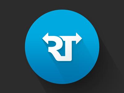 Realtime® Icon icon logo
