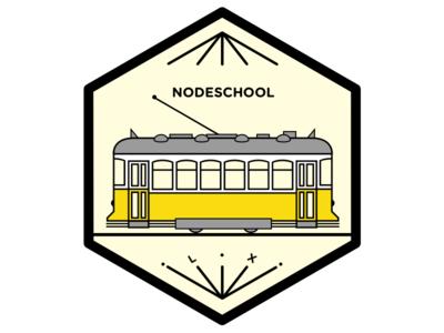 Nodeschool Lx nodeschool logo