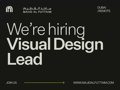Ready for a chance to create the best work of your career? work app design ui design uxui experience food entertainment malls shoping cinema ui design