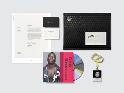 X Project Branding