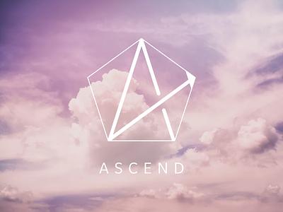 000 - Ascend ui ux branding logo icon
