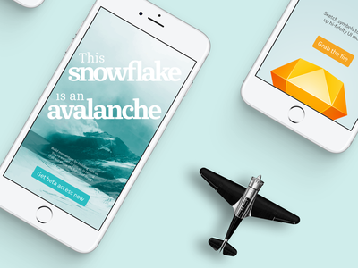#DailyUI - 036 - Special Offer beta subscribe special offer splash page marketing advertising design system design ui aviation dailyui
