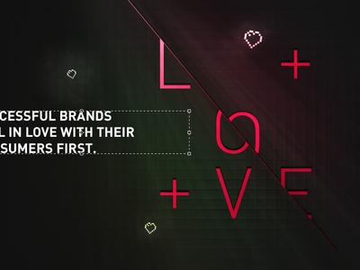 Love Typography