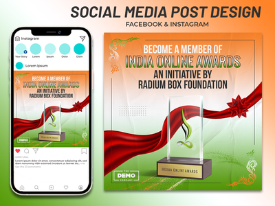 Social Media Banner Design instagram post design instagram post template insta post facebook cover facebook post fb ads
