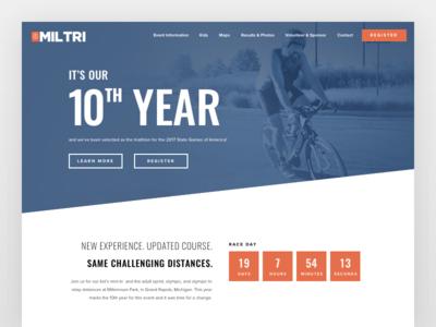 Millennium Triathlon