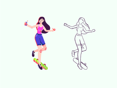 Character design character illustration art vector design adobe illustrator digital art digital illustration illustration