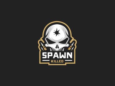 Spawn Killed — Mascot Logo