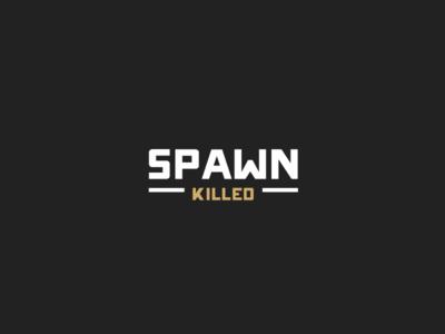 Spawn Killed Wordmark