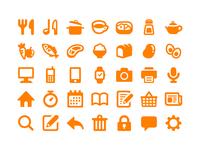 Cookpad Symbols