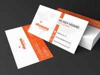 Shinsung Vietnam NameCard