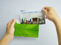New Year 2016 - PostCard