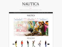 Nautica - Responsive WooCommerce WordPress Theme