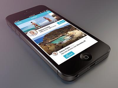 Lasso Profile ios iphone profile hawaii photos ui interface iphone5