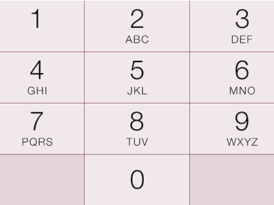 iOS 7 10 Key Keyboard ios7 iphone keyboard 10 key free download