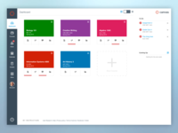Canvas Dashboard
