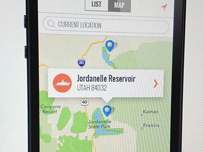 iOS Map