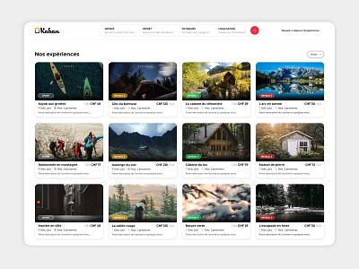 Kaban - Créateur d'expérience logo design illustration minimal app vector website web ux ui branding