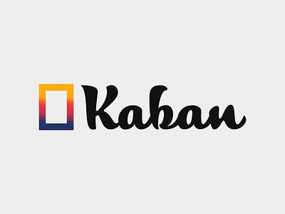 Kaban - Créateur d'expérience digital logo design icon branding graphic design design website web ux ui