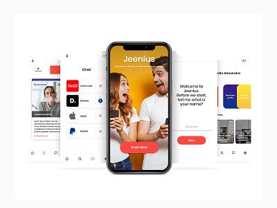 Jimbo logo graphic design minimal typography web illustration branding application app design app concept