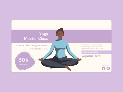 Daily UI #036 - Special Offer dailyui 036 daily ui 036 offer special offers special offer meditation app yoga meditation web design daily app daily ui challenge ux daily ui ui design dailyuichallenge dailyui